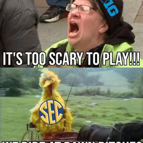 The End of the SEC