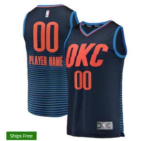 The Oklahoma Thunder Present: LeBron & Bronny James