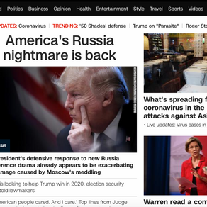 CNN v The Flu