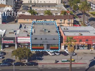 10213 Venice Blvd-Aerial
