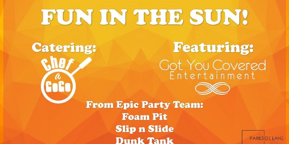 Summer Social Series - Fun In The Sun