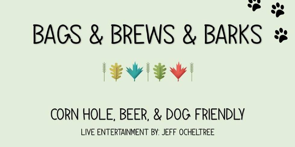 Bags & Brews & Barks