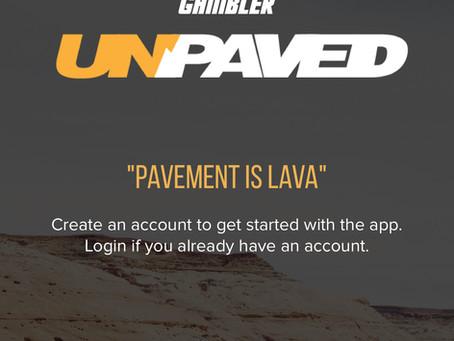 Gambler UnPaved App
