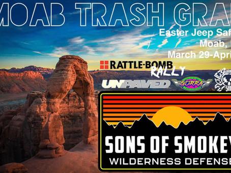 Moab Trash Grab