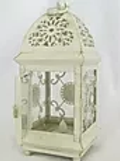 Mini Jeweled Lantern