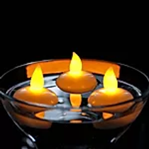 LED Floating Candles