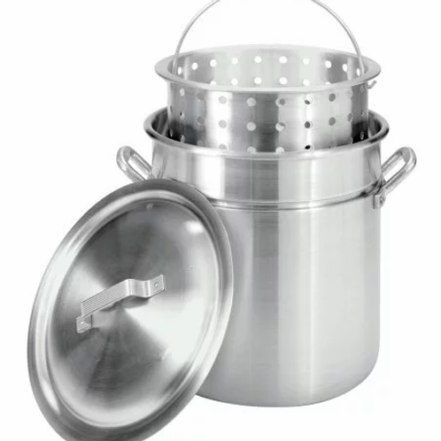 80qt Stockpot Cooker / Turkey Fryer