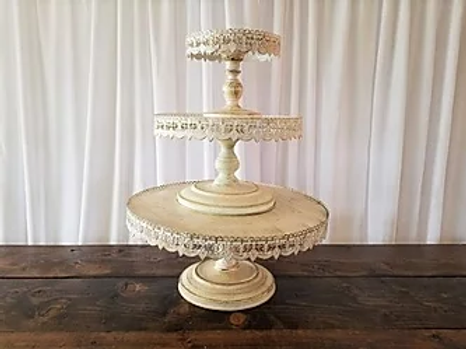 Antique Cake Stands