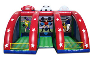 Triple Play Inflatable
