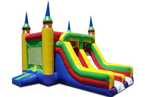 Dual Lane Bounce Castle