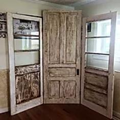 Vintage Door Backdrop