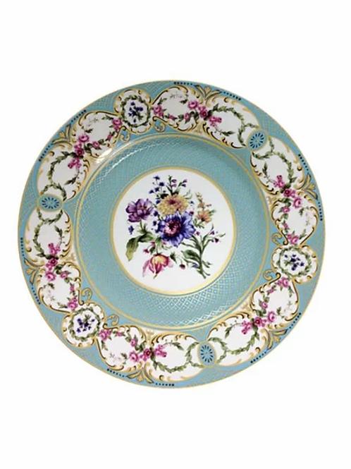 Blue Marie Salad Plates