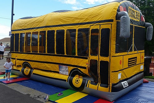 School Bus Inflatable
