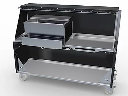 Black Portable Bar