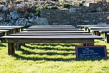 Farm Benches