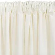 8' Ivory Drape
