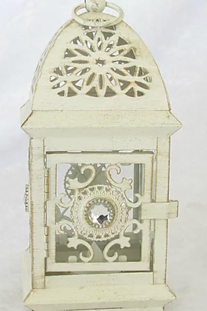 Mini Jeweled Lantern