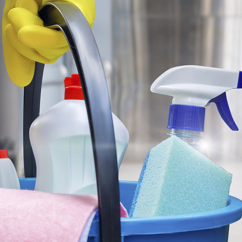 One hour domestic cleaning