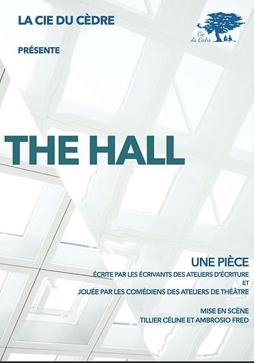 Affiche The Hall Capture d'écran 2021-0