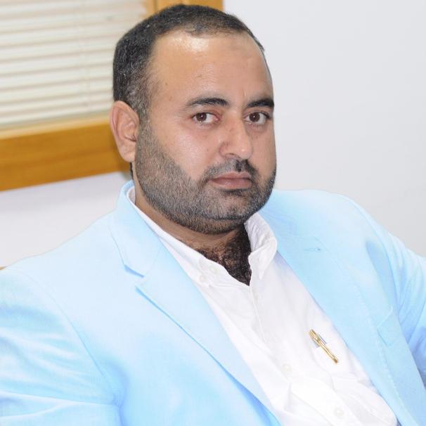 Mushtaq Ahmad Qazi