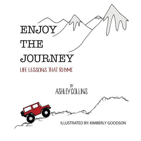 """Enjoy The Journey"" Book"
