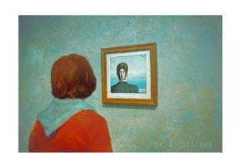 Le payvisage de Magritte