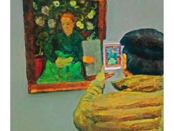 Dévisage Van Gogh