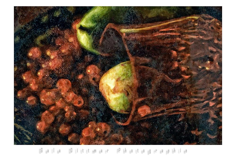 Nature-morte aux poires.