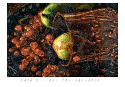 Nature morte aux poires