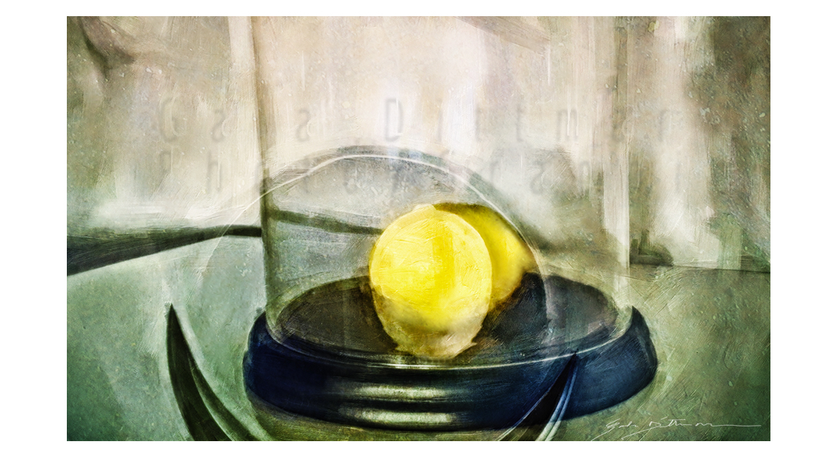 Nature morte aux citrons II