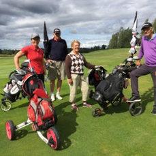 Sympatia ry:n golf-kisa 2019