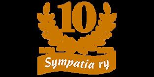 logo Sympatia 10v 200 px Vaaka.png