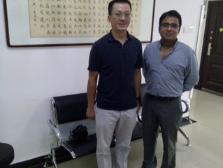 Tianjin Renji Partners Up with Medical Consulting Firm Caring Health in Bangladesh to Treat Internat