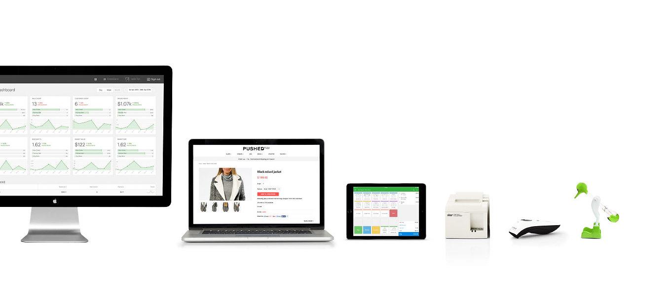 Vend runs on desktops, tablets and Apple Mac