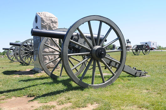 Artillery made by the Phoenix Iron Co.