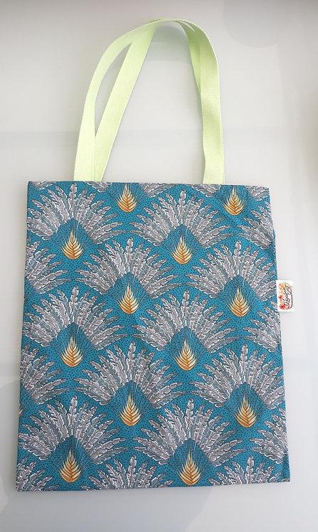 """Tote bag """"l'arbre du voyageur"""""""