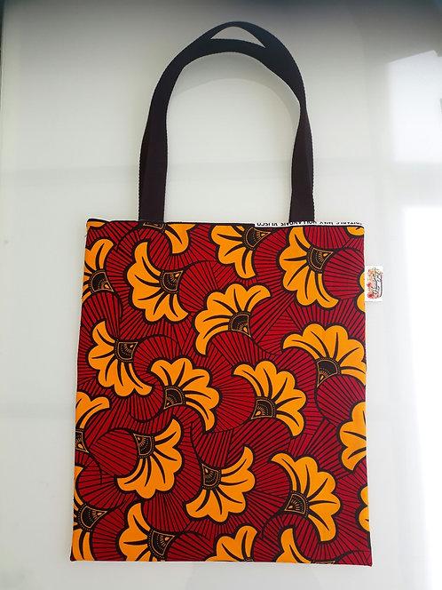 "Tote bag ""Fleur de mariage"""
