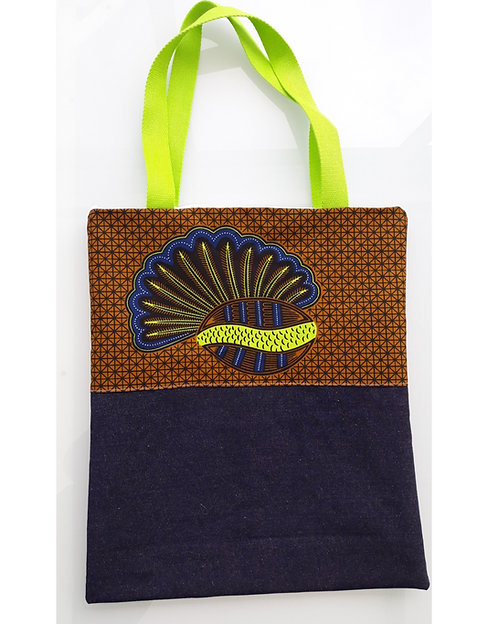 """Tote bag """"Coquillage"""""""