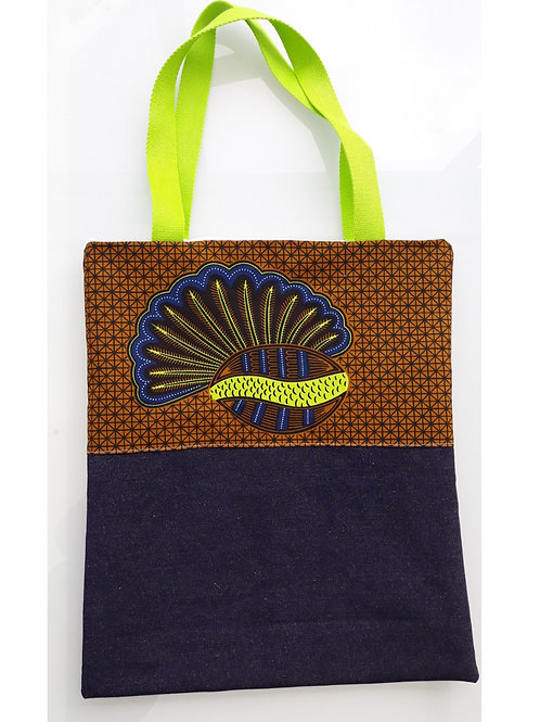 "Tote bag ""Coquillage"""