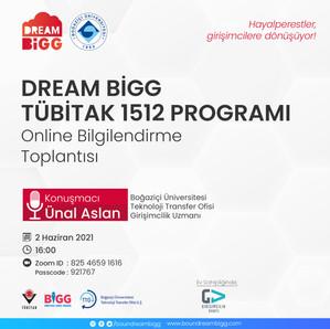 Türkiye Girişimcilik Vakfı ile Dream BiGG Tanıtım Etkinliği Gerçekleştirildi