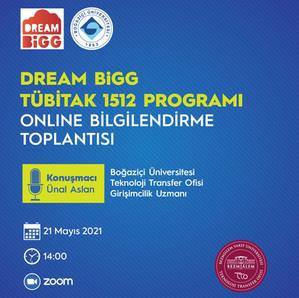 Bezmialem Vakıf Üniversitesi'nde Dream BiGG Tanıtım Etkinliği Gerçekleştirildi