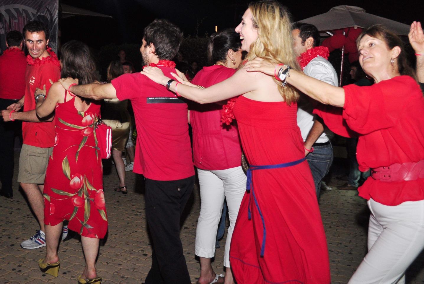 Rouge Party - Atto || Luglio 2012