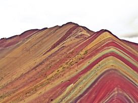 Creative Mother Nature- Rainbow Mountain