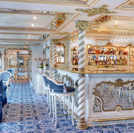SS Maria Theresa-lounge
