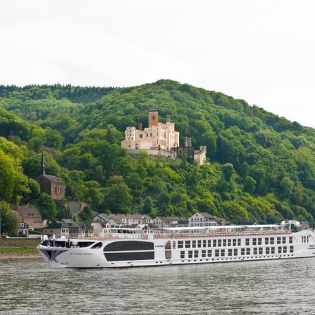 SS Maria Theresa-exterior