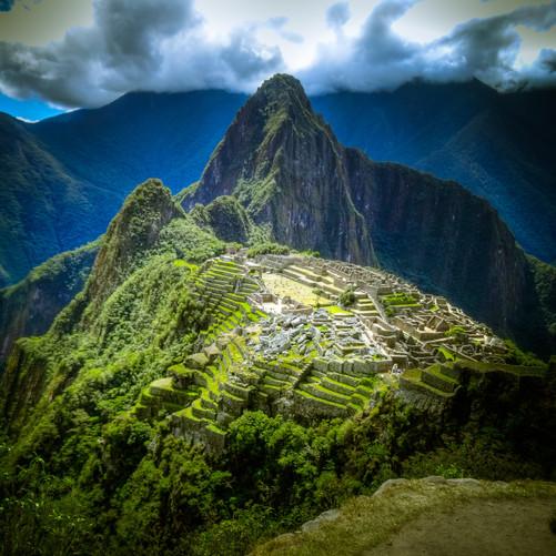 UNESCO Site of Machu Picchu