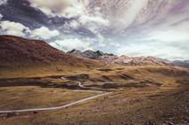 Hike amidst beauty