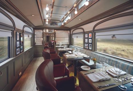 Elegant Dining Cars