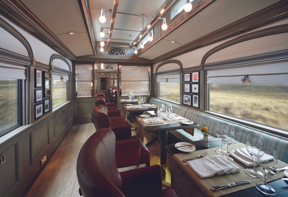 Elegant Dining Cars