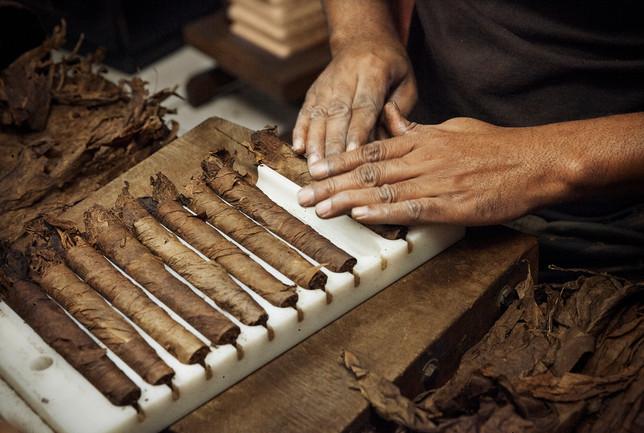 Tobacco Making